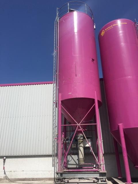 MB006 silo